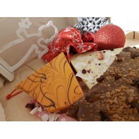 Mikulášský a Vánoční balíček čokoládový 120g