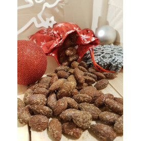 Mikulášský a Vánoční balíček skořicové mandle 150g