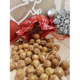 Mikulášský a Vánoční balíček skořicové lískové oříšky 150g